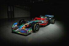 Formel 1 präsentiert Konzept-Auto für 2022