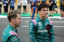 Formel 1 - Video: Stroll vs. Vettel: Wer triumphiert in der Plank Challenge?