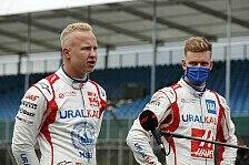 Neuer Haas-Vertrag für Nikita Mazepin: Schumacher muss warten