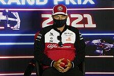 Formel 1, Räikkönen zu Sprint-Qualifying: Ändert nicht viel
