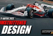 Formel 1 - Video: Formel 1 Autos 2022: Gespaltene Reaktionen, umstrittenes Design
