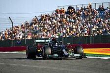 Formel 1 Silverstone-Qualifying: Sprint-Pole für Lewis Hamilton