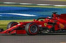 Formel 1 Silverstone: Leclerc sprengt Top-Teams im Qualifying