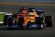 Formel 1, McLaren nimmt Ferrari ernst: Neue Teile in Ungarn