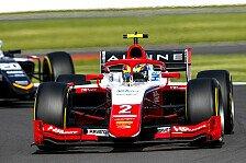 Formel 2 Monza-Qualifying: Piastri P1, Sprint-Pole für Beckmann