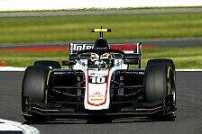 Formel 2 Monza: Pourchaire gewinnt, deutsche Fahrer mit Pech