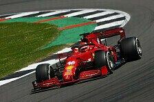 Formel 1 - Video: Formel 1: Ferraris Chef-Stratege zu starkem Silverstone-Rennen