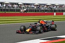 Formel 1, Silverstone-Sprint: Verstappen gewinnt Pole Position