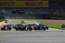 Formel 1 bewertet Sprintrennen als Erfolg: 2022 mehr geplant