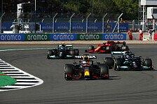 Formel 1 2021: Großbritannien GP - Samstag