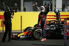 Formel 1, Verstappen trotz Sprint-Sieg: Im Parc-fermé gefangen
