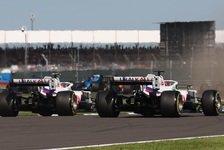 Mazepin dreht sich in Schumacher: Beide Haas beschädigt