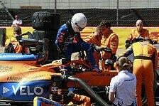 Formel 1, Norris genervt: Altes McLaren-Laster kostet P3-Chance