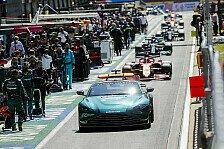 Formel 1, Mercedes erklärt: Rote Flagge rettet Hamilton vor DNF