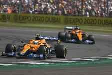 Formel 1 - Video: Halbzeitfazit McLaren: Ricciardo klar in Norris' Schatten
