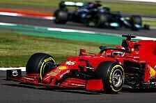 Formel 1, Leclerc verliert Sieg an Hamilton: Copse-Manöver okay