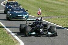 Formel 1 2021: Großbritannien GP - Rennen
