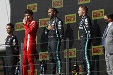 Formel 1 2021: Großbritannien GP - Atmosphäre & Podium