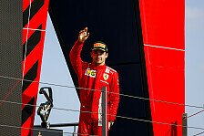 Formel 1 - Video: Formel 1: Das sagen die Ferrari-Fahrer zum Silverstone-Rennen