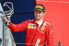 Formel 1 - Video: Formel 1: Ferrari-Recap vom Großbritannien-GP