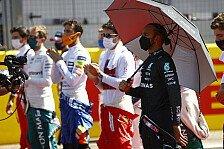 Rassismus gegen Hamilton nach Crash: F1 & Mercedes verurteilen