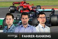 Formel 1 Fahrerranking Silverstone: Hamilton wirksam bestraft