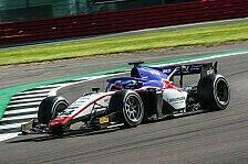 F2, Silverstone: David Beckmann feiert nächstes Punkteresultat