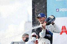 Formel E vor Silly Season: Wo landet BMW-Sieger Max Günther?