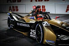 Formel E Berlin: Techeetah-Doppelpole zum Start ins Finale 2021