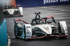 Formel E London: Andre Lotterer verpasst Pole - Günther crasht