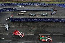 Formel E 2021, London ePrix I - Bilder vom 12. Saisonrennen