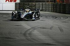 Formel E London: Mercedes-Pole in wechselhaftem Qualifying