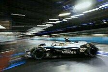 Formel E - Mercedes trotz WM-Führung enttäuscht: Sieg verloren