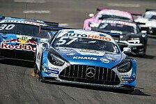 DTM, Turn-1-Euphorie: Ovalkurve begeistert Fahrer trotz Unfall
