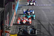 Formel E, Berlin ePrix: WM-Vorentscheidung nahezu unmöglich