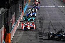 Formel E - Video: Formel E 2021 Berlin: Livestream zum 1. Freien Training heute