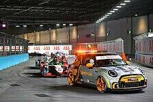 Formel E London: Alex Lynn siegt nach Strafen-Chaos