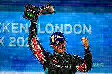 Formel E: Mitch Evans bleibt für mehrere Jahre bei Jaguar