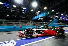 Formel E - Video: Erstmals veröffentlicht: Audis Boxenstopp-Drama als Teamfunk