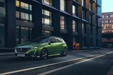 Auspuff-Schummel beim neuen Peugeot 308: Endrohre sind Attrappe