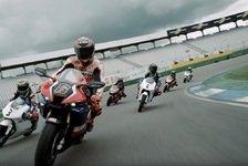 MotoGP - Video: Stefan Bradl startet mit seinen Rookie Days durch