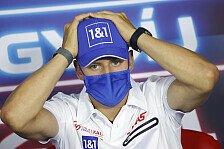 Mick Schumacher bewertet Formel-1-Einstand: War Durchschnitt