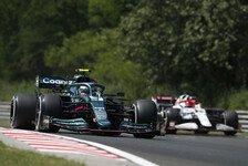 Formel 1 2021: Ungarn GP - Freitag