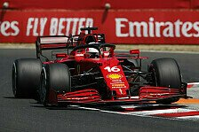 Formel 1, Nichts da Favorit: Ferrari geht in Ungarn-Hitze unter