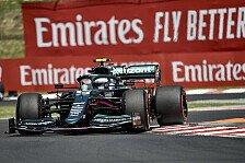 Formel 1, Vettel entert in Ungarn Top-10: Da geht noch mehr!