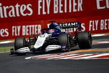 Formel 1 - Video: Halbzeitfazit: So schlägt sich Williams mit Russell und Latifi
