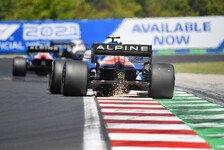 Formel 1, Alpine in der Auspuff-Falle: Ocon schon am Limit