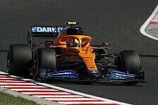 Formel 1, Seidl: WM-Rang 3 für Lando Norris nicht unrealistisch