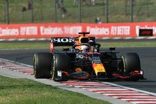 Formel 1, Ungarn: Verstappen plagt mysteriöses Untersteuern