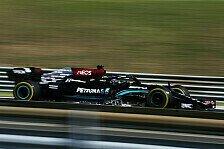 Formel 1, Mercedes tönt nach Bestzeit: Da kommt noch mehr